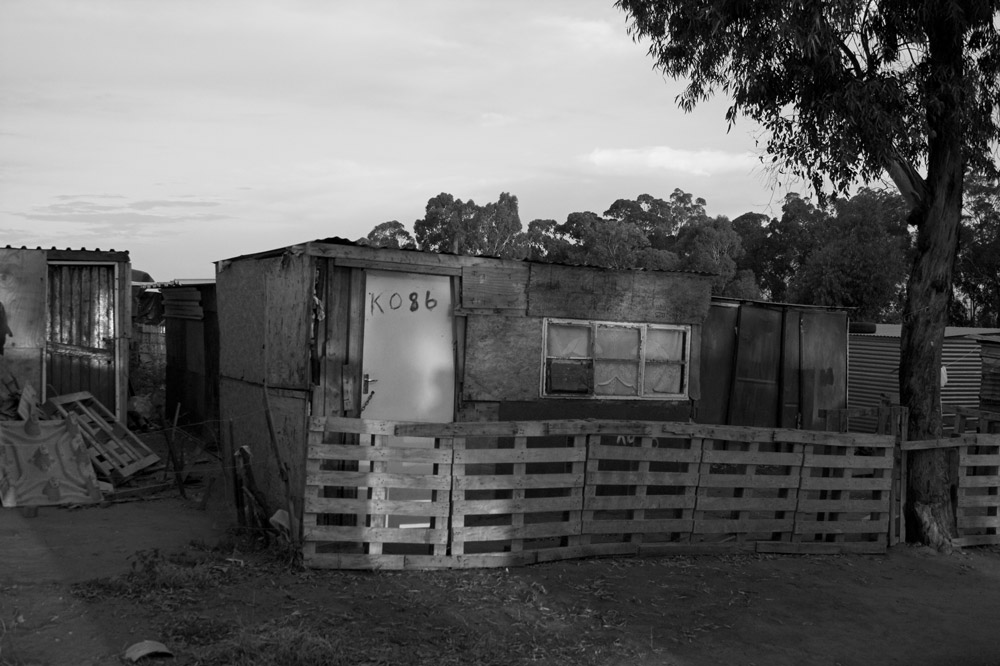 Haus Nummer 086 in Tembisa SW