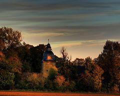 Haus Recke im Herbst
