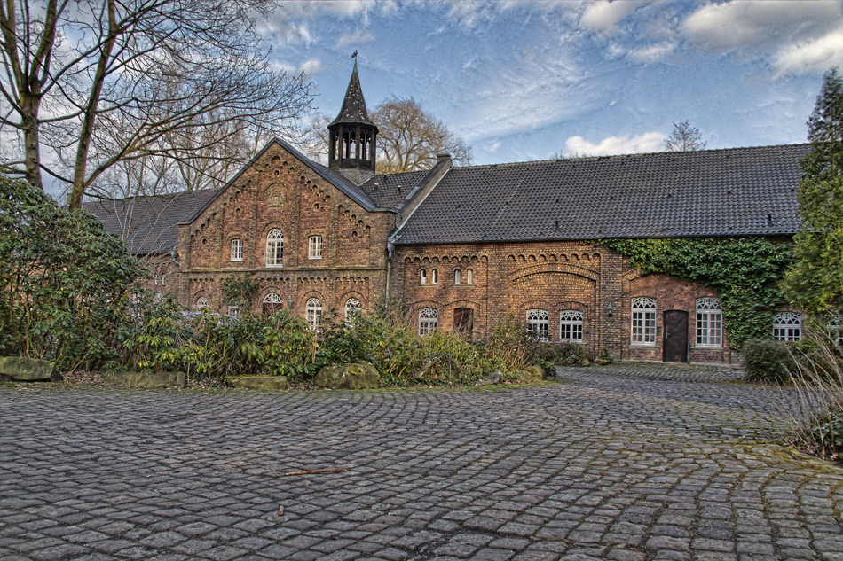 Haus Schwansbell - Nebengebäude