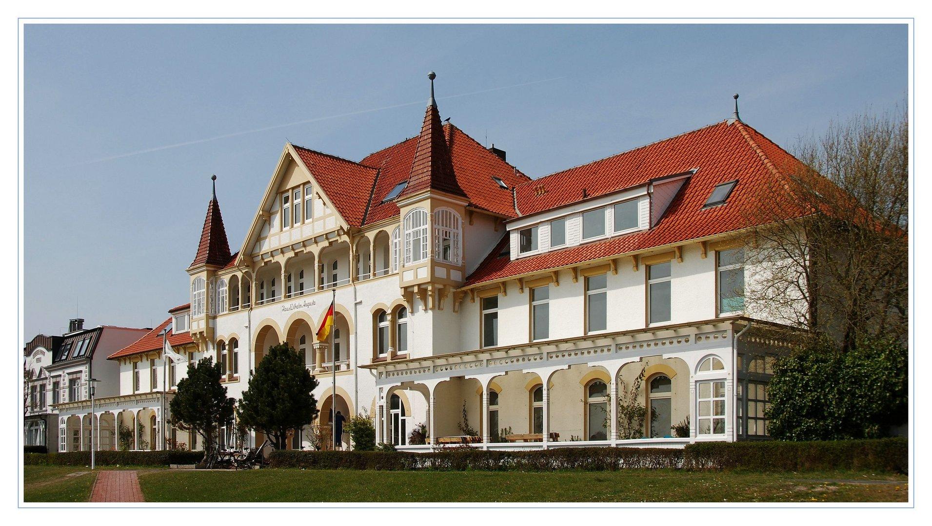 """""""Haus Wilhelm Augusta"""" Foto & Bild"""