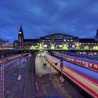 Hausaufgaben am Hauptbahnhof
