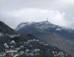 Hausberg von Bergen