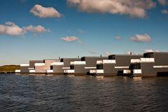 Hausboote in Bork Havn I