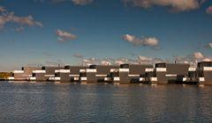 Hausboote in Bork Havn II