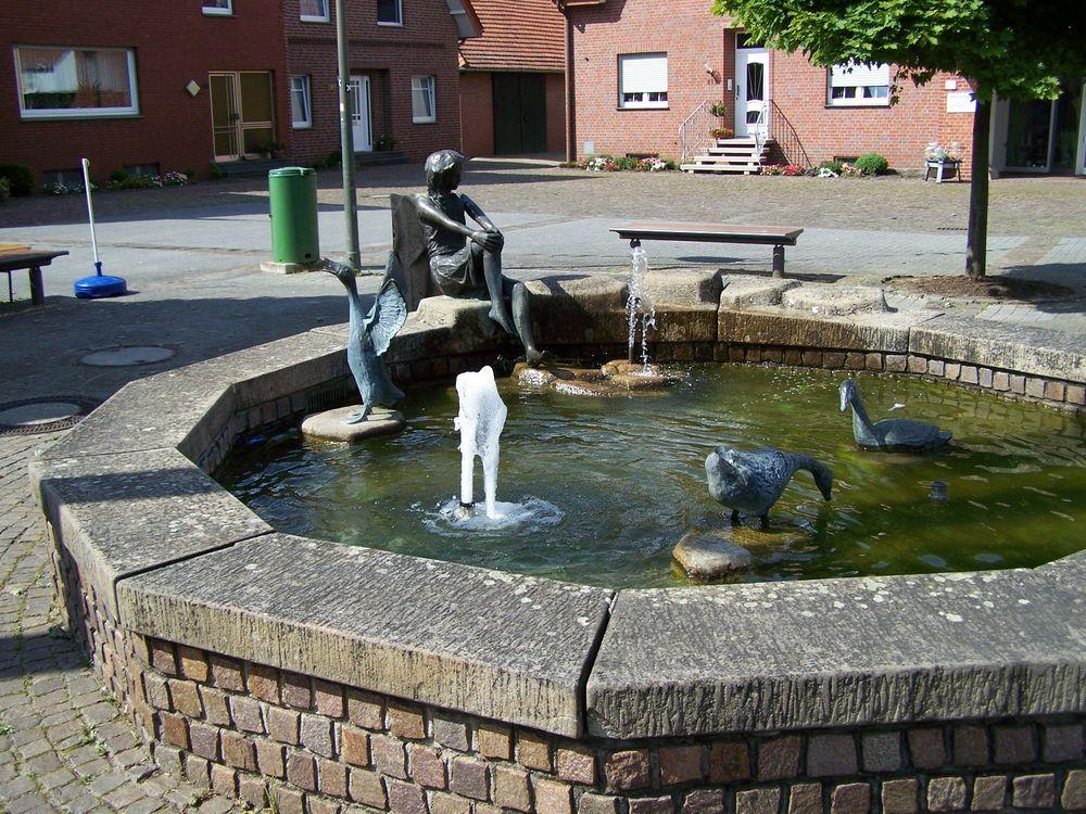 Hausdülmen - Am Brunnen -