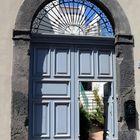 Hauseingang auf Ischia