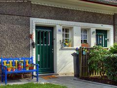 Hauseingang Margarethenhöhe, Essen