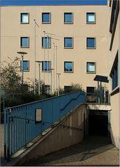 Hausfassade in Brandenburg/Havel (2)
