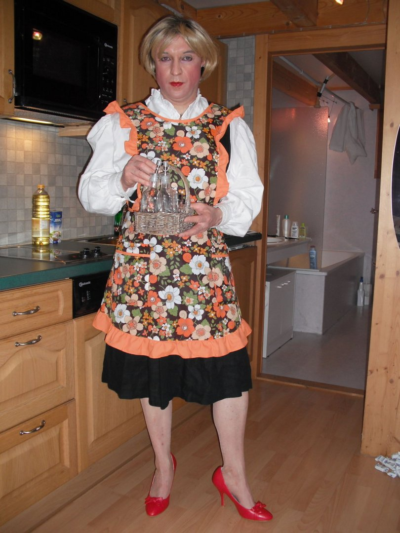 Hausfrau heute noch....