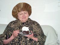 Hausfrau Inge alias Mark van de Velr