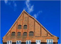 Hausgiebel in Lüneburg