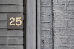 Hausnummer 25