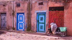 Haustüren in Marokko