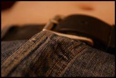 Haut und Jeans