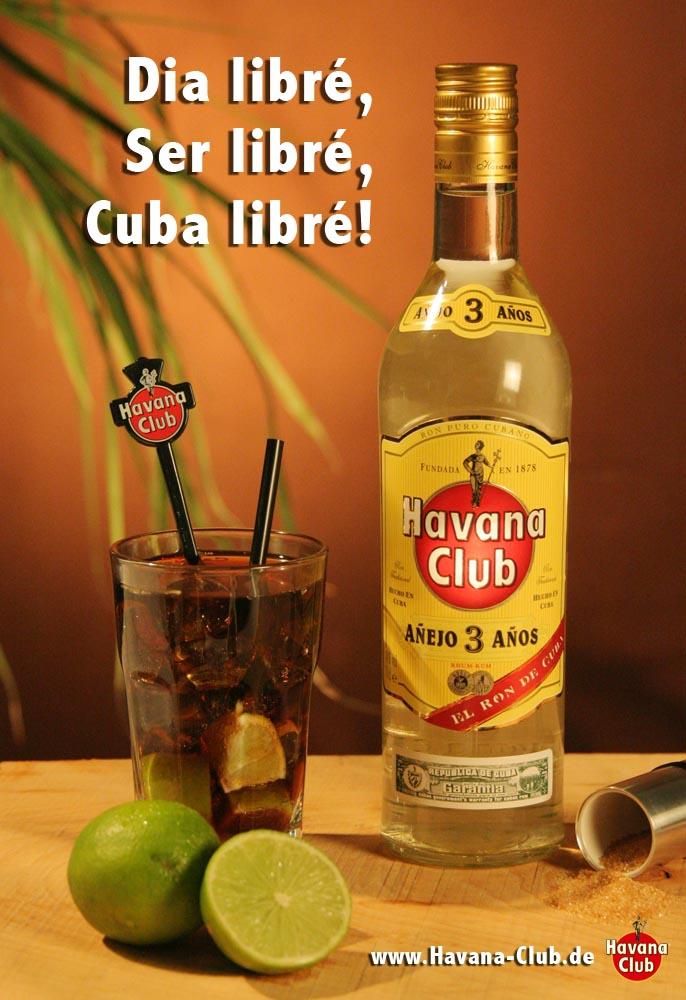 Club havana trinkt wie man Havana Club