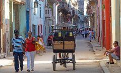 Havana Fahrradtaxi