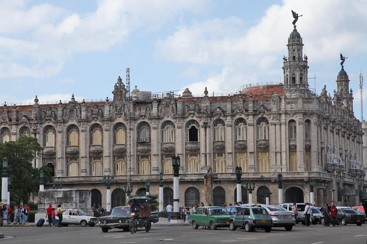 Havana Vieja. (marzo 2013)