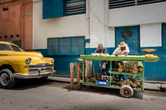Havanna 2019 - frische Farben, frisches Obst