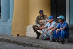 Havanna 2019 - Pause