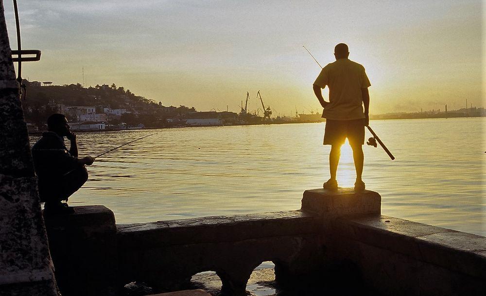 Havanna Angler sunrise FC