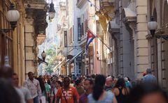 Havanna Fußgängerzone