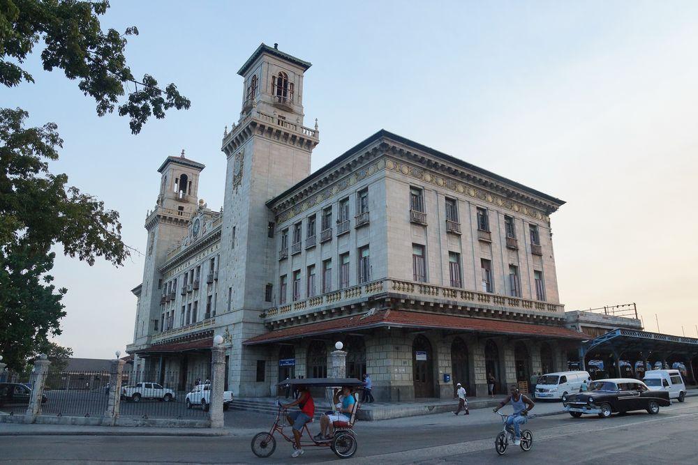 Havanna Hauptbahnhof
