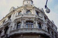 Havanna, Hotelfassade Dia-15-27-col