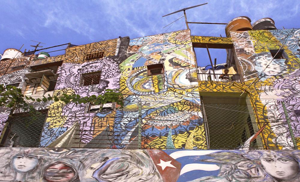 Havanna / La Habana (10), Callejón de Hamel, 12/2006