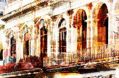 Havannas Fassaden