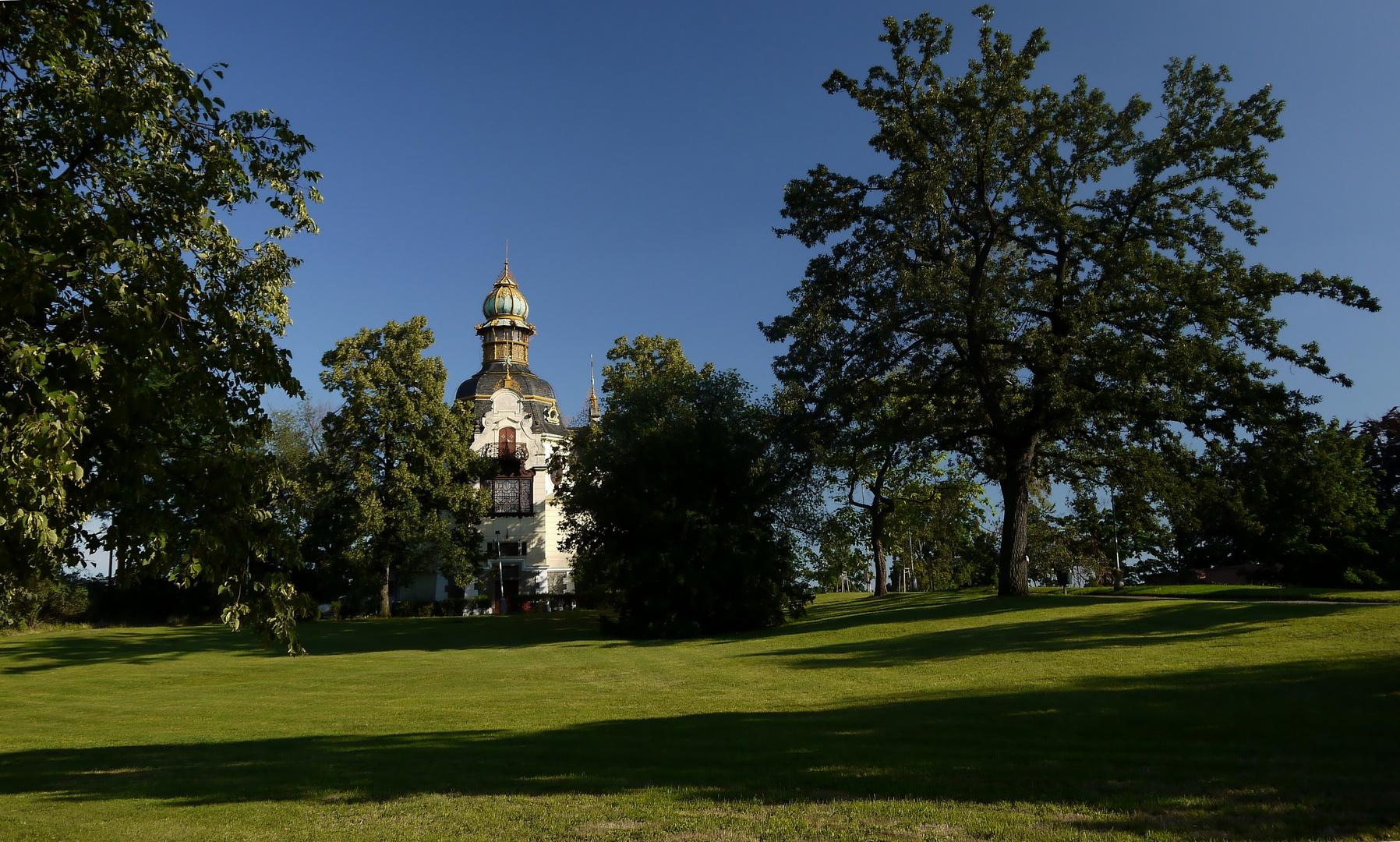 Havansky-Pavillon in Prag
