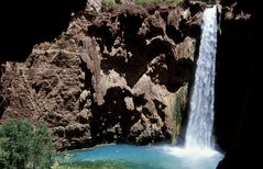 Havasupai Canyon, Mooney Falls