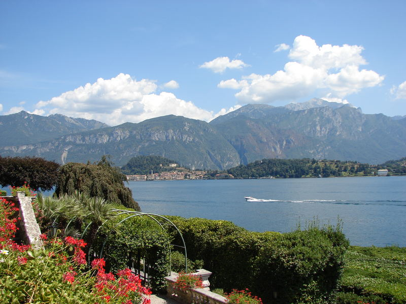 have a look on the como lake...