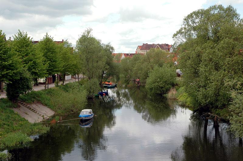 Havelberg, Stadtkanal