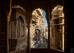 Havelis ~ Jaisalmer