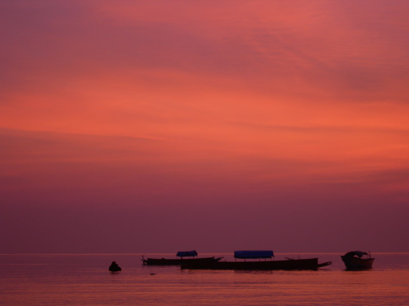 Havelock sunrise