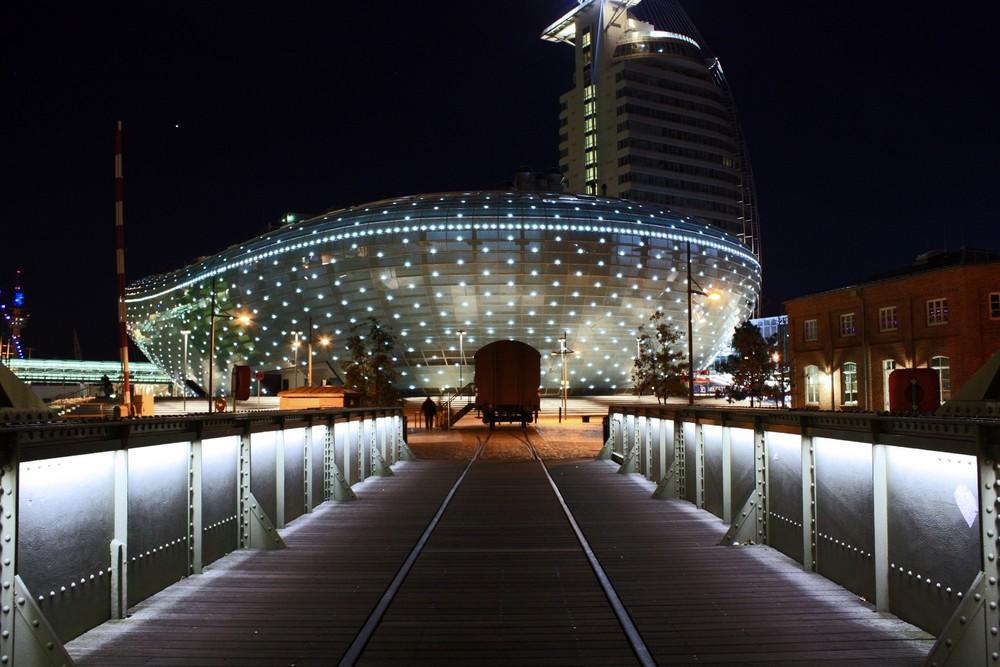 Havenwelten, Sail City Hotel und das Klimahaus Bremerhaven