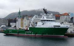 Havila Mars- Schlepper    in Bergen