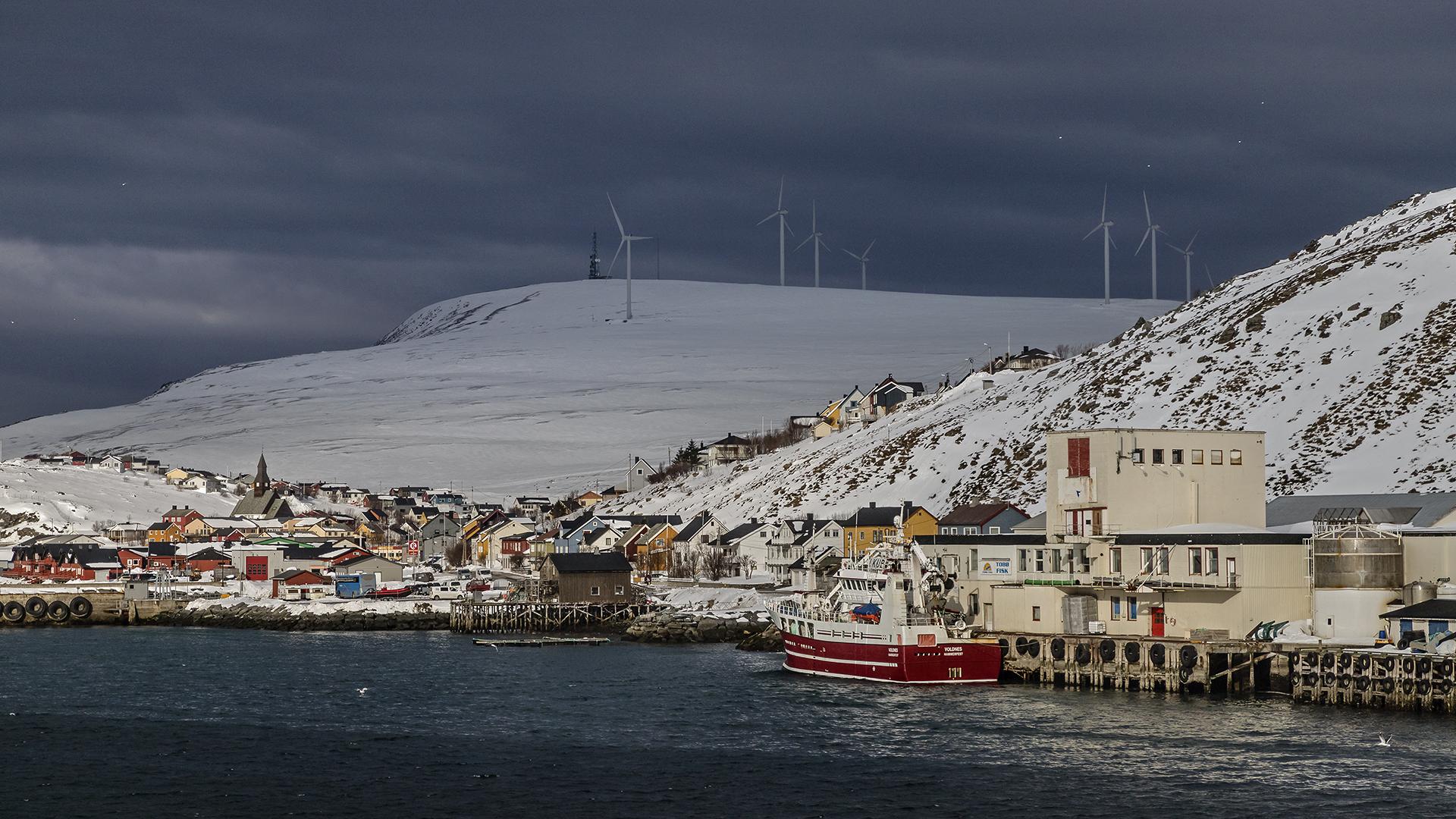 HAVOYSUND (Finnmark/NOR)
