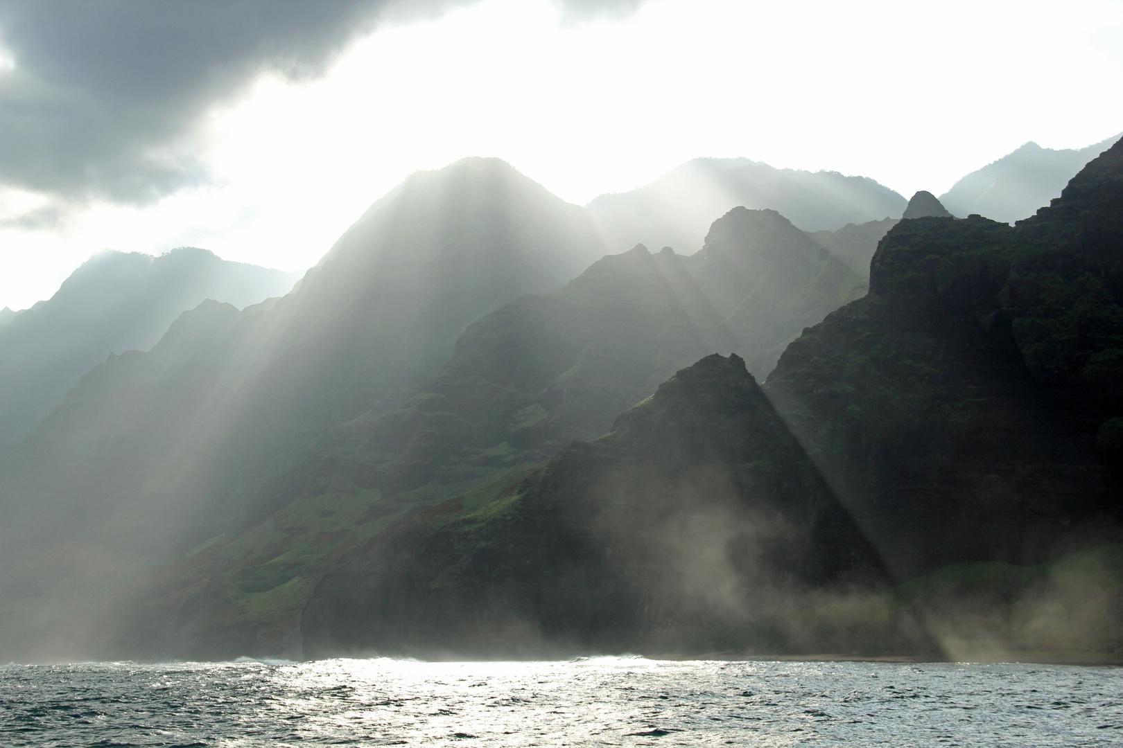 Hawaii - Kauai Bootstour NaPali Coast 1