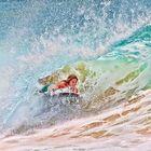 Hawaiian Boogie-boarding 9