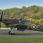 Hawker Hurrcane,Englisches Jagdflugzeug aus dem II,Weltktieg