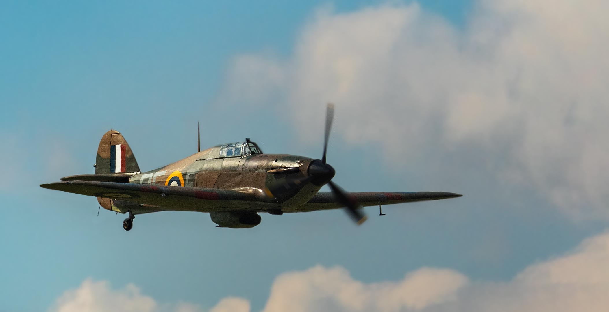 Hawker Hurricane 001