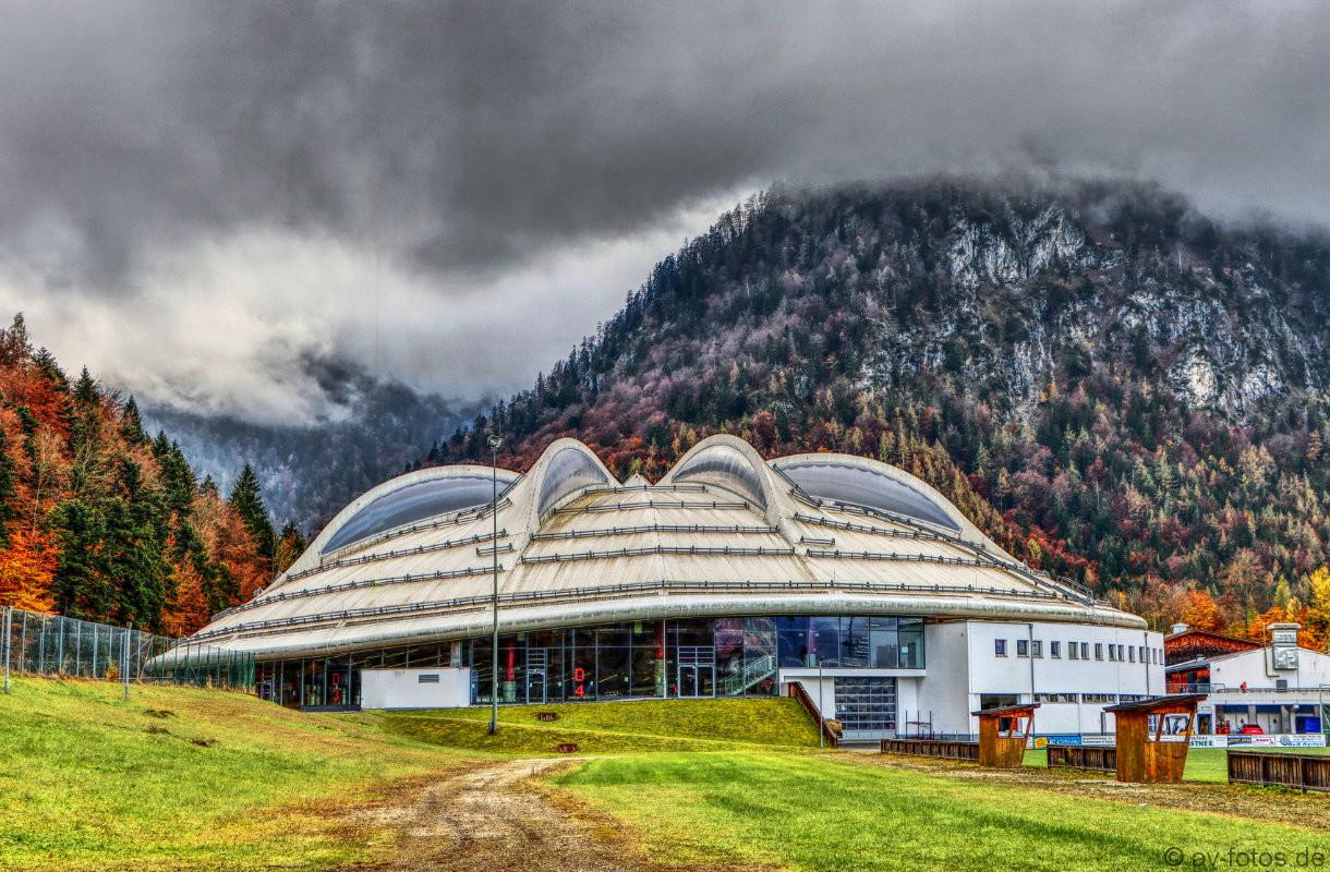 HDR Foto Max Aicher Arena