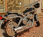HDR-Harley