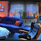 HDR-Panorama mit Kater Ricky ....