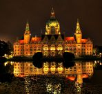 HDR Rathaus Hannover