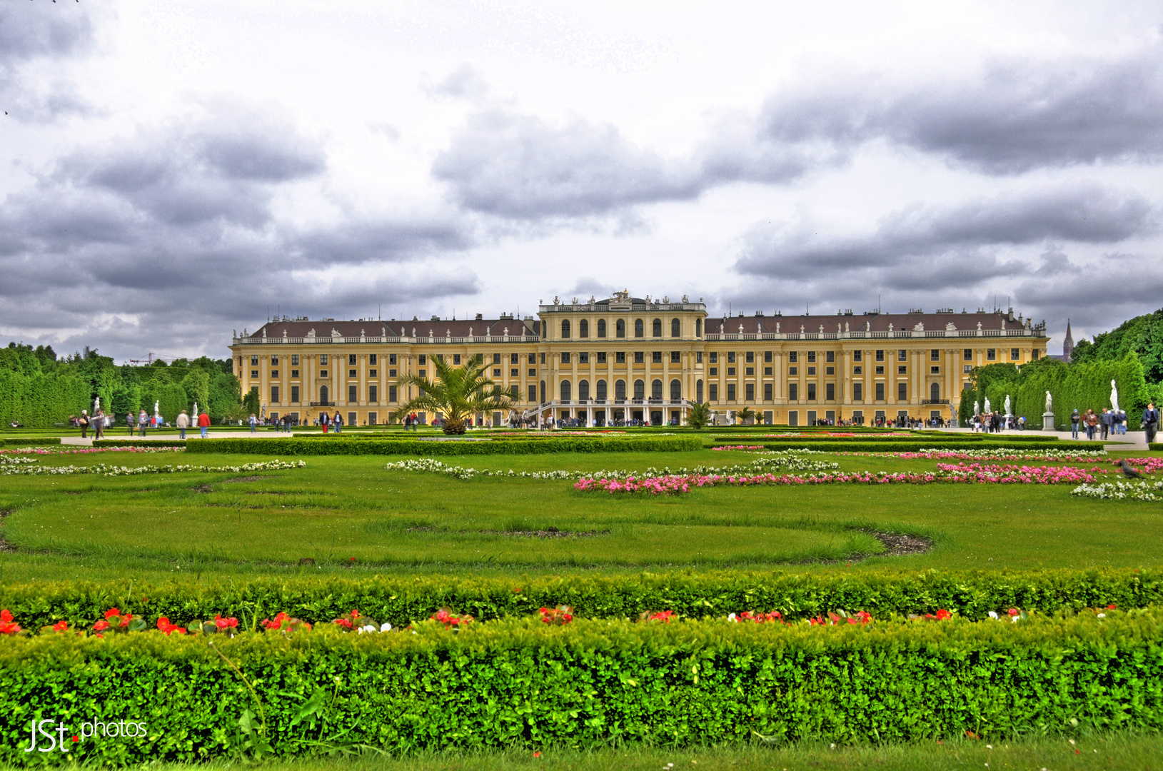 HDR - Schlossschönbrunn