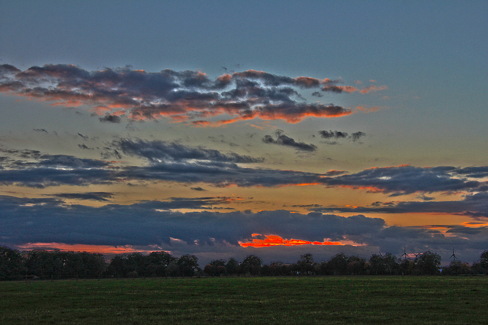 HDR Sunset I