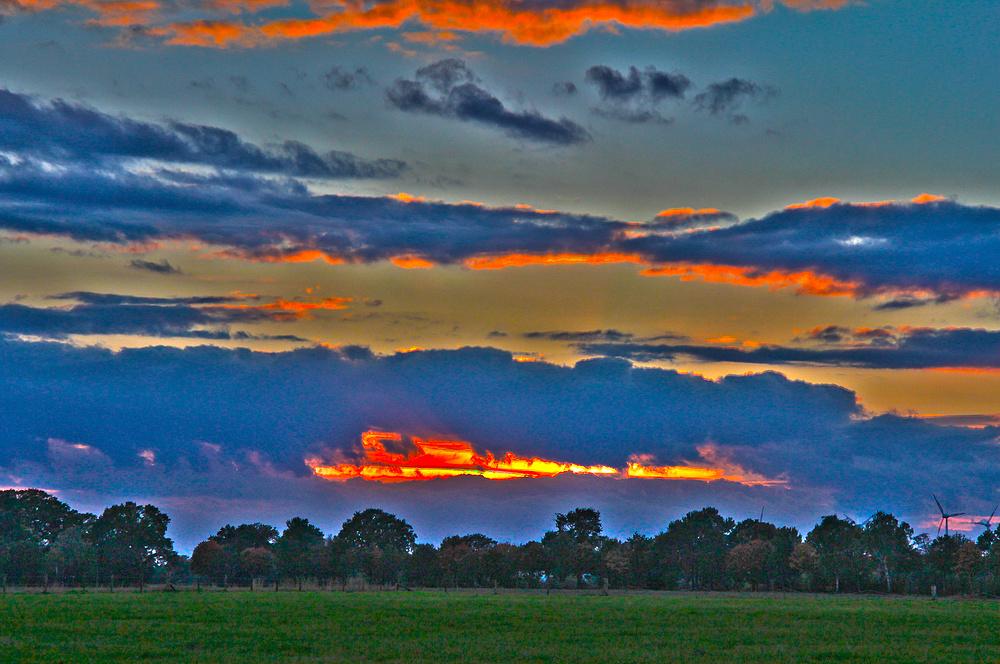 HDR Sunset II