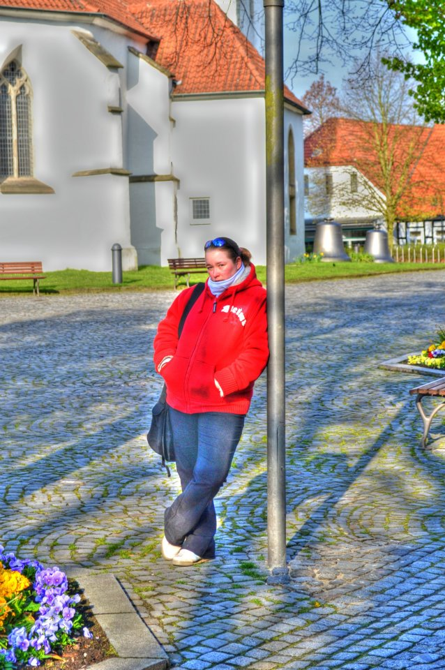 HDR Versuch